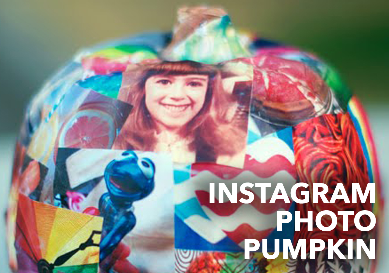 instagram photo pumpkin